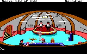 Space Quest 1 Bar
