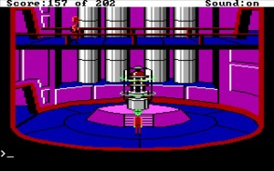 Space Quest 1 Star Generator
