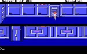 Space Quest 1 Arcada