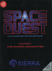 Space Quest The Sarien Encounter