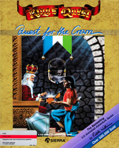 King's Quest 1 Cover