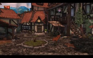 King's Quest 2015 Town