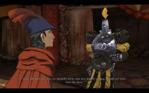 King's Quest Audition