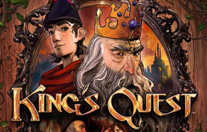 Kings Quest Walkthrough