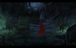 Kings Quest First Puzzle