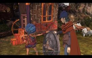 King's Quest Merchant Wheel