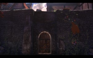 King's Quest Town Gate