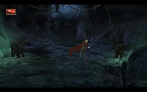 King's Quest Well Switches