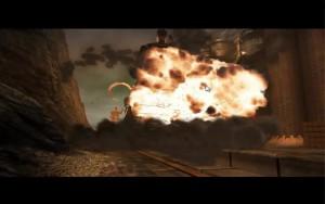 Komkolzgrad Explosion