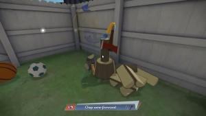 Octadad Chop Firewood