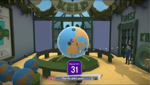 Octodad Globe game