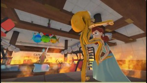 Octodad Hot Concessions Rafters