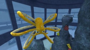 Octodad Shark Naked