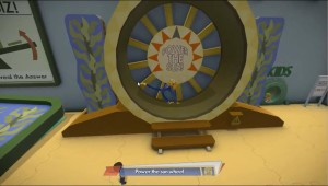 Octodad Sun Wheel