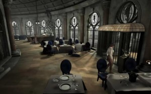 Syberia Aralabad Hotel Console