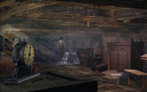 Syberia Walkthrough Attic 2