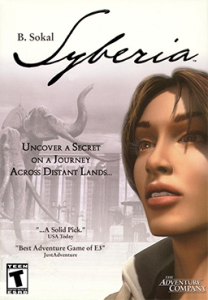 Syberia Walkthrough Cover