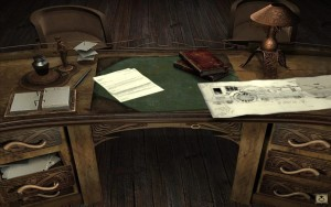 Syberia Walkthrough Factory Anna's Desk