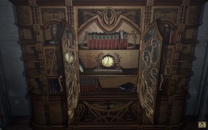Syberia Walkthrough Factory Cabinet