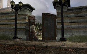 Syberia Walkthrough Factory Gate