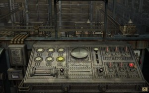 Syberia Walkthrough Factory Production Control