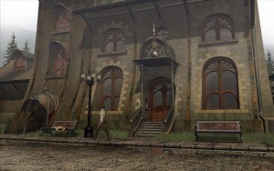 Syberia Walkthrough Notary