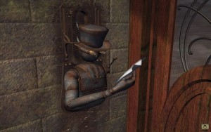 Syberia Walkthrough Notary Automaton
