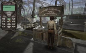 Syberia Walkthrough Opening Lock