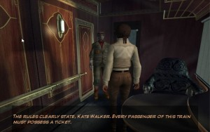 Syberia Walkthrough Oscar Ticket