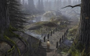Syberia Walkthrough Valadilene Forest
