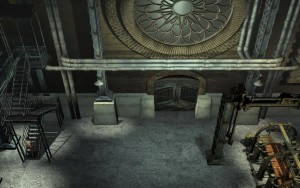 Syberia Walkthrough factory stairs