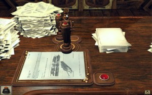 Syberia Walkthrough stamping train release form