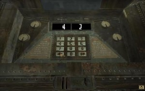Syberia walkthrough Lock Controls