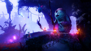 Trine 3 Forest