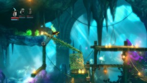 Trine Level 5 Potion 10 and 11