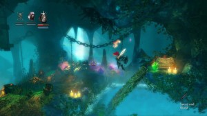 Trine Level 5 Potion 21 and Secret 2