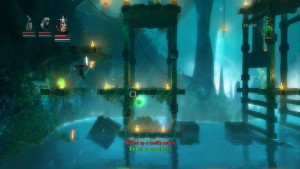 Trine Level 5 Potion 23 and 24