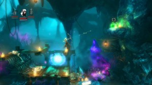 Trine Level 5 Potion 3 and 4
