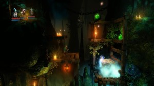 Trine Level 6 Potion 14 and 15