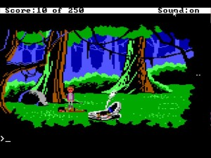 Space Quest 2 Labion Jungle
