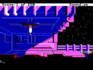 Space Quest 2 Orbital Station
