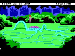 Space Quest 2 Vine Creature
