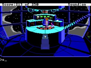 Space Quest 2 Vohaul's Secret Chamber