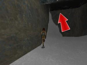 Tomb Raider 1 Level 1 Secret 2
