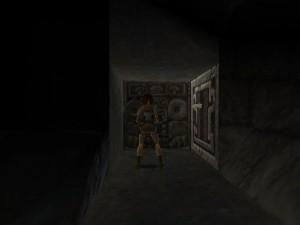 Tomb Raider 1 Level 1 Switch