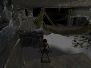 Tomb Raider 1 Level 1 The Two Bridges