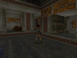 Tomb Raider 1 Level 2 Secret 3