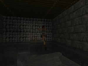 Tomb Raider 1 Level 2 Skull Room