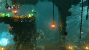 Trine Level 11 Potion 10, 11 and 12 and secret 1