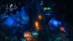 Trine Level 13 Potion 2 and 3 and secret 1